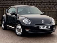 2013 VOLKSWAGEN BEETLE 1.6 DESIGN TDI BLUEMOTION TECHNOLOGY 3d 104 BHP £7495.00
