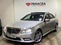 USED 2012 62 MERCEDES-BENZ E CLASS 3.0 E350 CDI BLUEEFFICIENCY SPORT ED125 4d 265 BHP