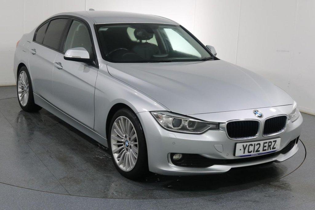 USED 2012 12 BMW 3 SERIES 2.0 320D EFFICIENTDYNAMICS 4d 161 BHP 6 Stamp SERVICE HISTORY