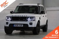 USED 2016 16 LAND ROVER DISCOVERY 3.0 SDV6 HSE 5d 255 BHP NAVIGATION, TRIPLE SUNROOF + FULL LAND ROVER SERVICE HISTORY