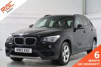 USED 2013 13 BMW X1 2.0 SDRIVE20D EFFICIENTDYNAMICS 5d 161 BHP 6 MONTHS RAC WARRANTY INCLUDED + FINANCE AVAILABLE