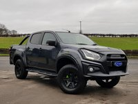 USED 2019 69 ISUZU D-MAX XTR DCB NAV PLUS 161 BHP TOP SPEC XTR EDITION, LIFT KIT, WIDE ARCHES A/T TYRES