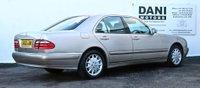 USED 2002 02 MERCEDES-BENZ E CLASS 3.2 E320 CDI Elegance 4dr *GREAT VALUE*