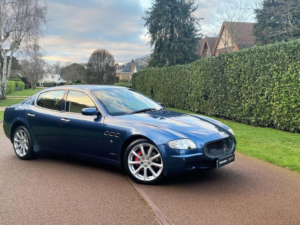 View our MASERATI QUATTROPORTE