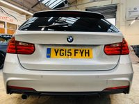 USED 2015 15 BMW 3 SERIES 2.0 320d M Sport Touring (s/s) 5dr