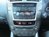 USED 2008 58 LEXUS IS 2.5 SR 4dr ***72000 MILES F/S/H***