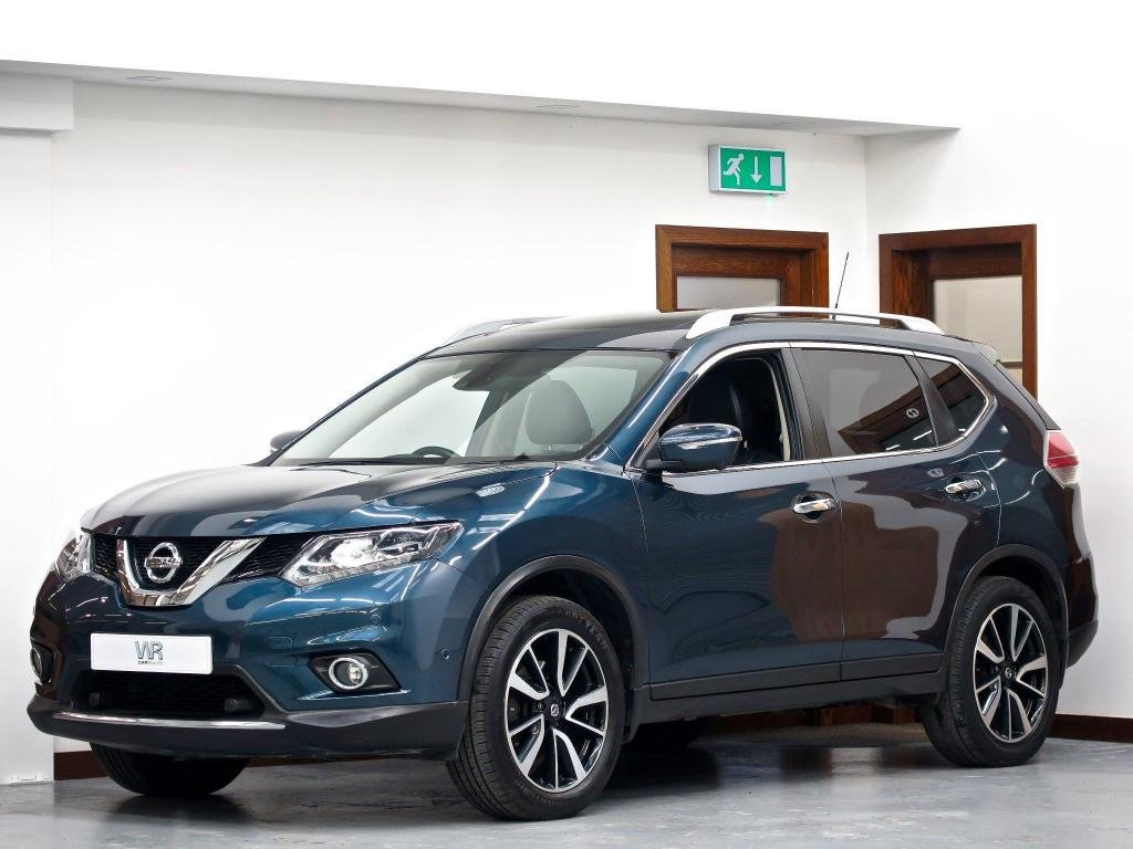 USED 2016 16 NISSAN X-TRAIL 1.6 dCi Tekna 4WD (s/s) 5dr PAN ROOF + SAT NAV + R/CAMERA