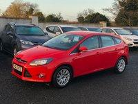 2011 FORD FOCUS 1.6 TITANIUM TDCI 115 5d 114 BHP £4795.00