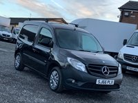 USED 2016 66 MERCEDES-BENZ CITAN 1.5 109 CDI EURO 6 BLUEEFFICIENCY LONG LWB EU6 LWB, EURO 6, ULEZ COMPLIANT, ONE OWNER, DEALER HISTORY