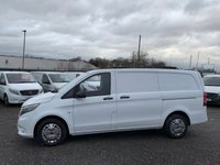 USED 2016 16 MERCEDES-BENZ VITO 1.6 111 CDI FACELIFT LONG LWB  LWB, FACELIFT, ONE OWNER FROM NEW, FULL DEALER HISTORY