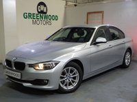 USED 2013 63 BMW 3 SERIES 320d EfficientDynamics Business Edition (s/s) 4dr AUTO