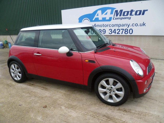 2005 05 MINI HATCH COOPER 1.6 Cooper 3dr