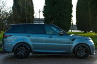 USED 2013 LAND ROVER RANGE ROVER SPORT 3.0 TD V6 SE 4X4 (s/s) 5dr AA INSPECTED AND APPROVED