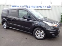 2015 FORD GRAND TOURNEO CONNECT 1.6 TITANIUM TDCI 5d 114 BHP £10995.00