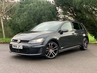 USED 2017 66 VOLKSWAGEN GOLF 2.0 GTD 5d 181 BHP LOW MILES, GTD, KEY LESS GO, NAVIGATION,HEATED SEATS,PARK PILOT, DAB, BLUE TOOTH PHONE AND AUDIO CONNECTIVITY, ELECTRIC FOLDING DOOR MIRRORS, READY TO GO!!!