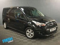 USED 2015 15 FORD TRANSIT CONNECT 1.6 240 LIMITED L2H1 * 0% Deposit Finance Available
