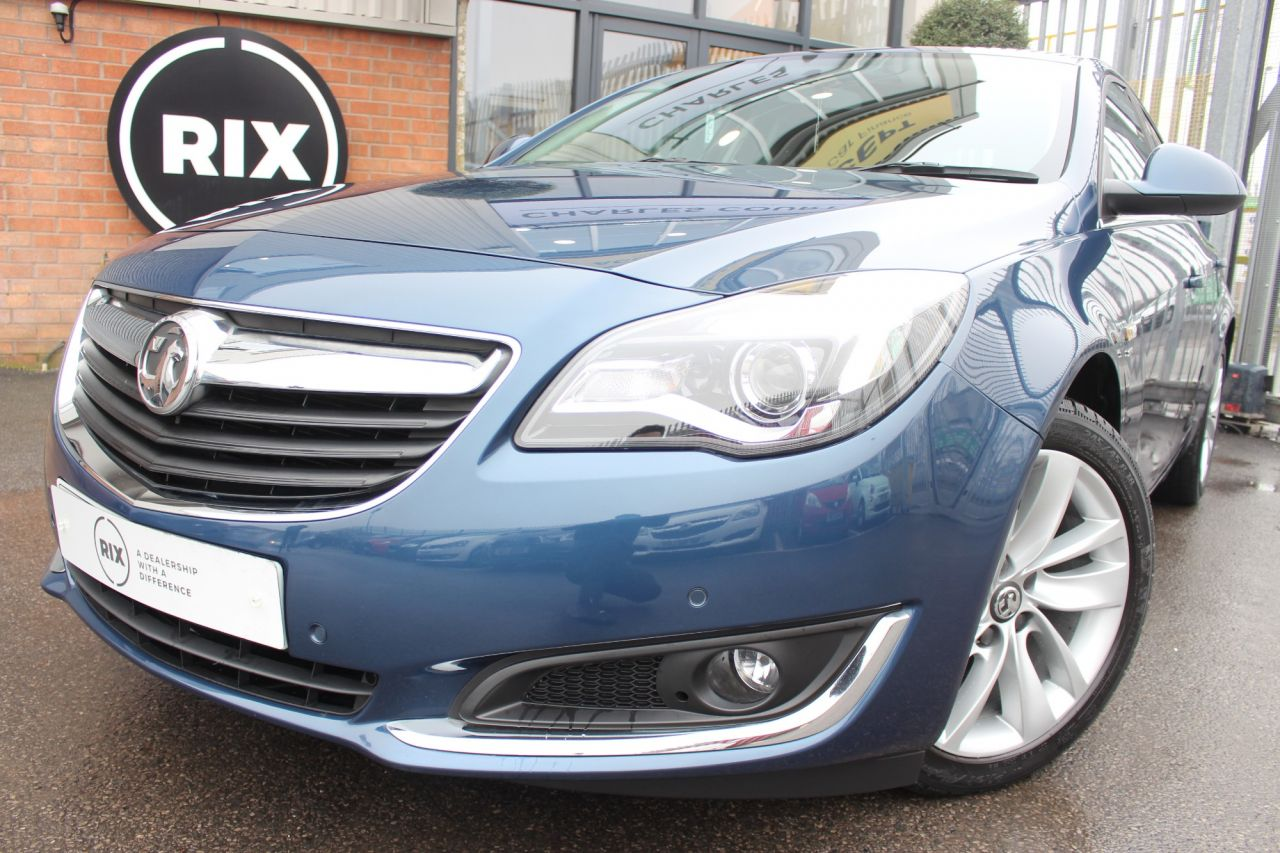 Used VAUXHALL INSIGNIAfor sale