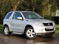 USED 2009 09 SUZUKI GRAND VITARA 2.4 SZ4 3d 163 BHP £140 PCM With £658 Deposit