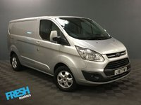 USED 2017 67 FORD TRANSIT CUSTOM 2.0 270 LIMITED L1H1 * 0% Deposit Finance Available