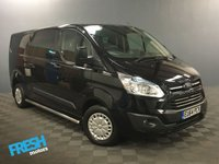 USED 2014 64 FORD TRANSIT CUSTOM 2.2 290 TREND L2H1 DCB * 0% Deposit Finance Available