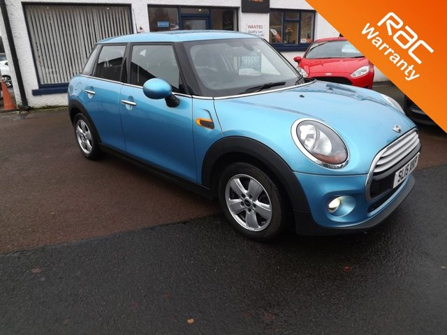 USED 2015 15 MINI HATCH COOPER 1.5 COOPER D 5d 114 BHP