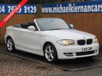 2010 BMW 1 SERIES 2.0 118D SPORT 2d 141 BHP £4995.00