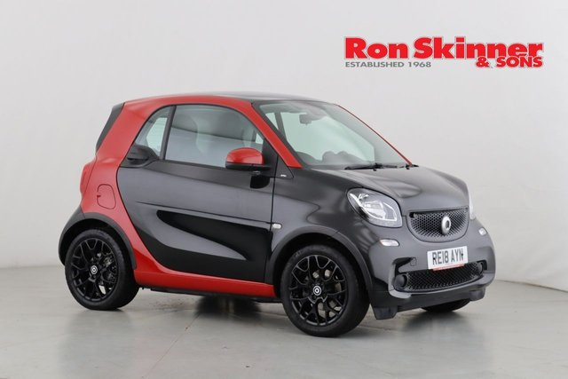View our 2018 18 SMART FORTWO 1.0 PRIME SPORT PREMIUM 2d 71 BHP