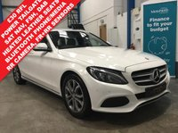 "USED 2014 64 MERCEDES-BENZ C CLASS 2.1 C220 BLUETEC SPORT 5d 170 BHP £30 Road Tax, Full Mercedes Service History, Satellite Navigation, Heated Leather Seats, Rear Camera, Front and Rear Park Sensors, Bluetooth Phone and Media Streaming,DAB Radio, Power Tailgate, Power Folding Mirrors, Auto Lights and Wipers, Cruise/Climate, 17"" Alloys"