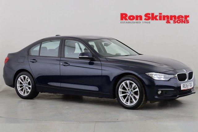 View our 2016 16 BMW 3 SERIES 2.0 320D SE 5d 188 BHP