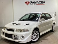 USED 2015 W MITSUBISHI EVOLUTION 2.0 4X4 TOMMY MAKINEN (RARE)