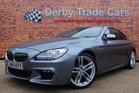 2014 BMW 6 SERIES 3.0 640D M SPORT 2d 309 BHP £13990.00