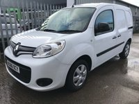 USED 2016 66 RENAULT KANGOO 1.5 DCI 90PS ML19 BUSINESS PLUS FACELIFT **LOW MILES**