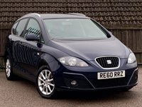 2011 SEAT ALTEA XL 1.6 CR TDI ECOMOTIVE SE 5d 103 BHP £3495.00