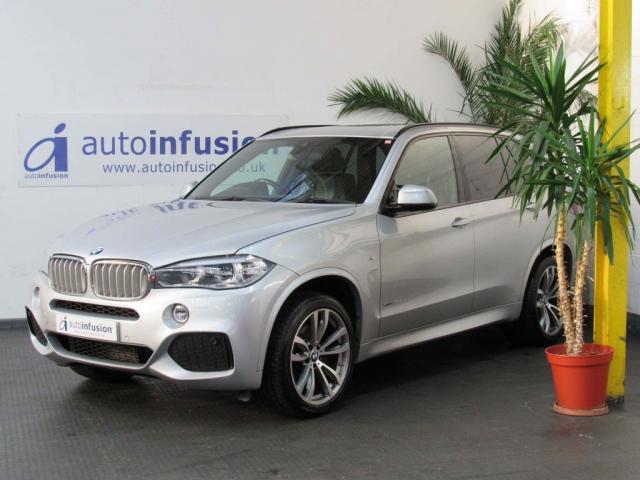 2016 16 BMW X5 3.0 40d M Sport Auto xDrive (s/s) 5dr
