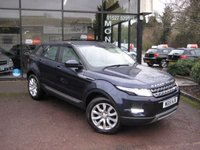 USED 2015 15 LAND ROVER RANGE ROVER EVOQUE 2.2 SD4 PURE TECH 5d 190 BHP
