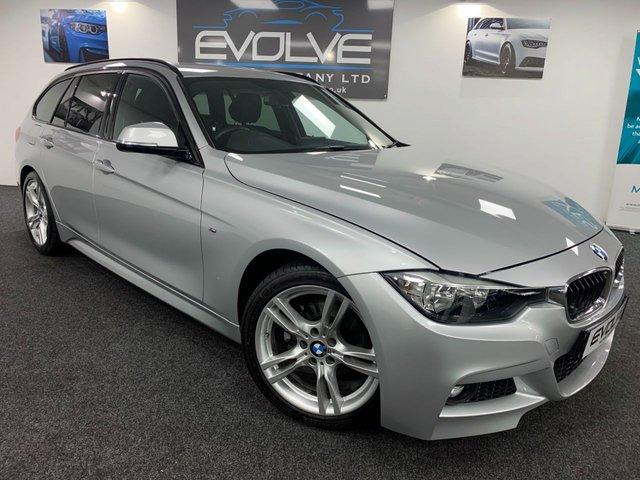 2015 65 BMW 3 SERIES 2.0 320D M SPORT TOURING 5d 188 BHP