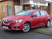 USED 2016 66 RENAULT MEGANE 1.2 DYNAMIQUE NAV TCE 5d 130 BHP FULL RENAULT SERVICE HISTORY AND ONLY £30 ROAD TAX