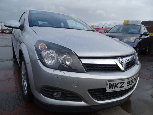 USED 2008 VAUXHALL ASTRA 1.6 SXI 3d 115 BHP VERY GOOD CONDITION