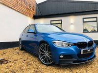 USED 2016 66 BMW 3 SERIES 3.0 335D XDRIVE M SPORT 4d AUTO 308 BHP