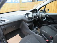USED 2012 62 PEUGEOT 208 1.2 ACTIVE 3d 82 BHP FSH, SAT NAV, BLUETOOTH