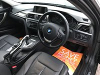 USED 2012 62 BMW 3 SERIES  320D AUTOMATIC LUXURY TOURING 5d 184 BHP