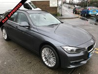 2012 BMW 3 SERIES  320D AUTOMATIC LUXURY TOURING 5d 184 BHP £9995.00