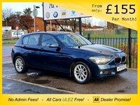 2012 BMW 1 SERIES 2.0 120D SE 5d 181 BHP £7395.00