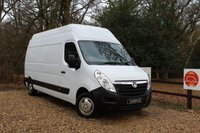 USED 2016 16 VAUXHALL MOVANO 2.3 F3500 L3H3 P/V CDTI 125BHP AIR CONDITIONING Air Conditioning, Ideal For Conversion