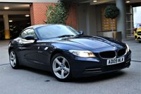 USED 2009 09 BMW Z4 2.5 Z4 SDRIVE23I ROADSTER 2d 201 BHP