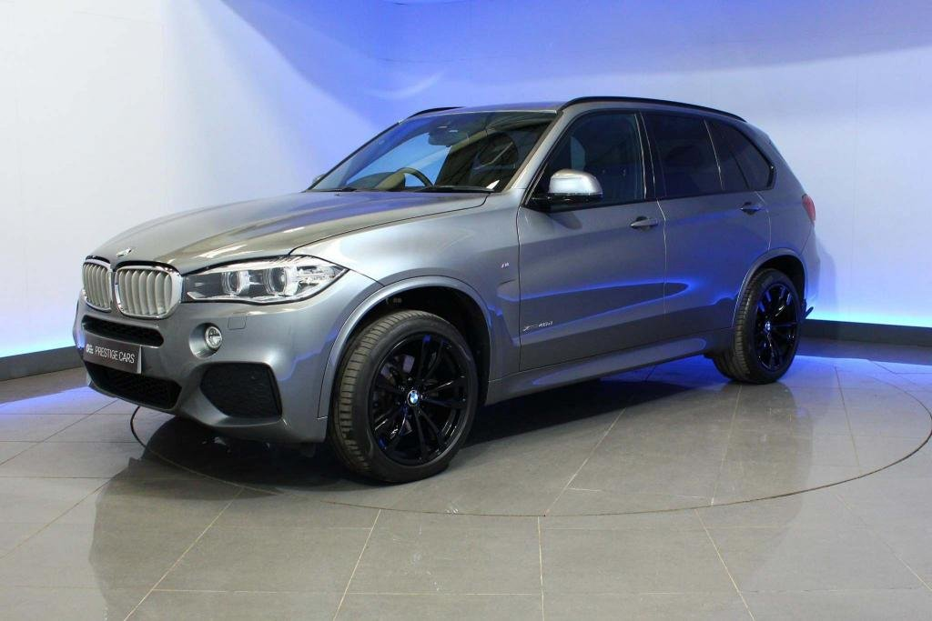 USED 2017 67 BMW X5 3.0 40d M Sport Steptronic xDrive (s/s) 5dr 7 SEATS  COLD WEATHER PACK