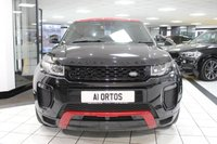 USED 2016 66 LAND ROVER RANGE ROVER EVOQUE 2.0 TD4 EMBER SPECIAL EDITION AUTO 180 BHP 1 OWNER PAN ROOF 360 CAM FLRSH