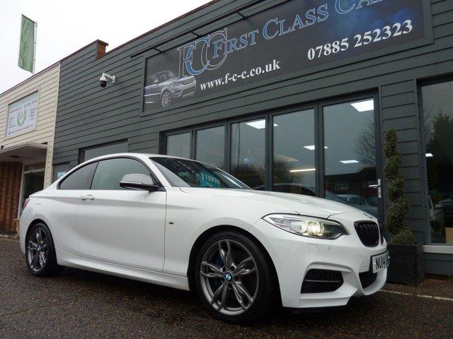2014 14 BMW M2 3.0 M235I 2d 322 BHP