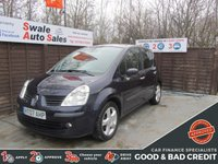 USED 2007 07 RENAULT MODUS 1.5 DYNAMIQUE S DCI 5d 106 BHP GOOD AND BAD CREDIT SPECIALISTS! APPLY TODAY!