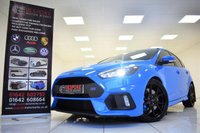 USED 2016 66 FORD FOCUS 2.3 RS 5 DOOR 350 BHP